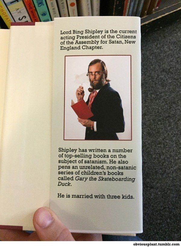Human Sacrifice Author