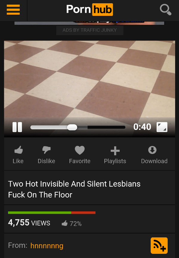Invisible Lesbians