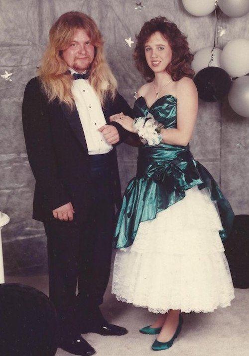 Long Hair Prom