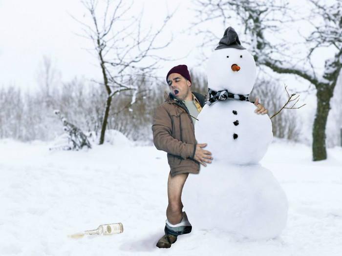 Loving Mister Snowman