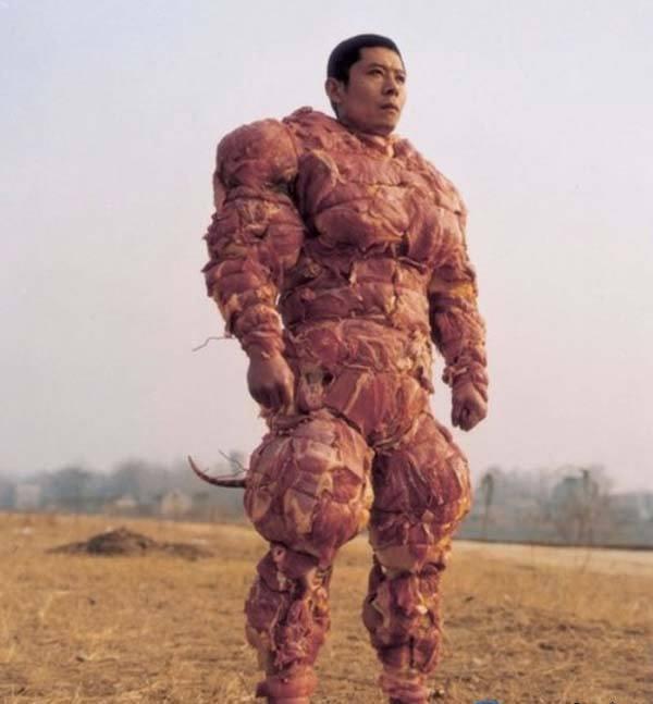 Meat Suit