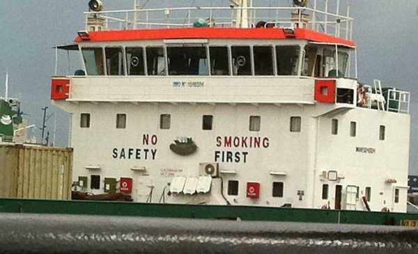 No Safety Design Fails