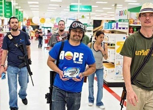 Open Carry Oreos