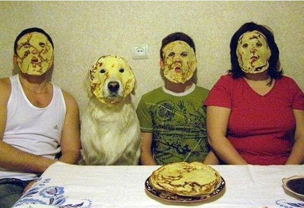 Pancake Head