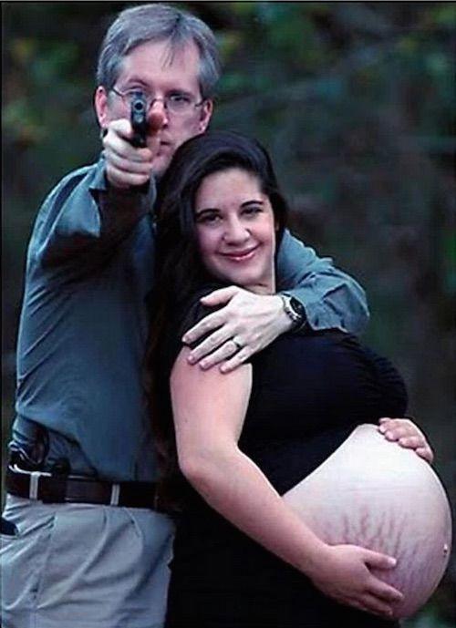 Pregnant Gun Nuts
