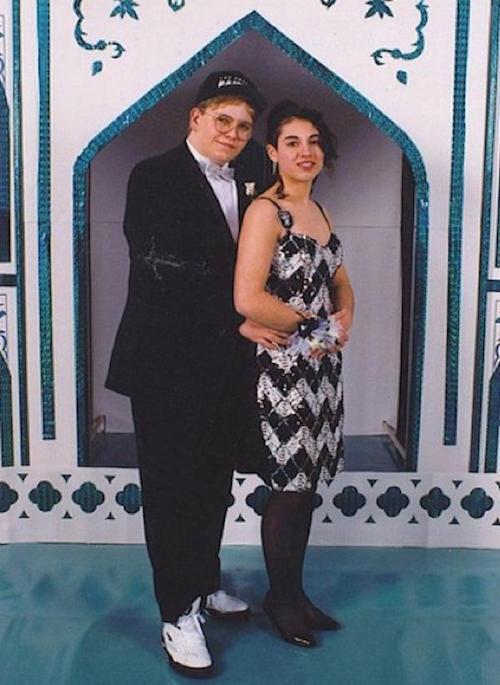 Radical Prom Photo