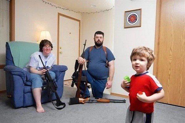 Rednecks At Home
