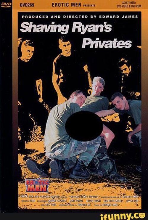 Shaving Ryans Privates