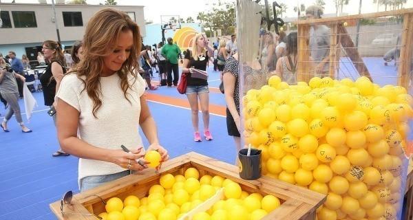 Signing Balls