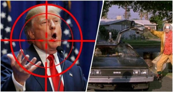 Trump Time Travel