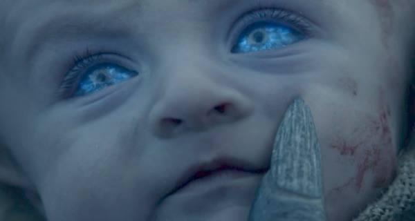 Baby White Walker