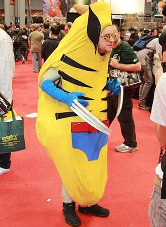 Banan Wolverne