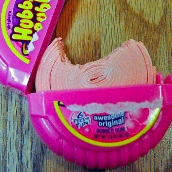 Bubble Gum Roll