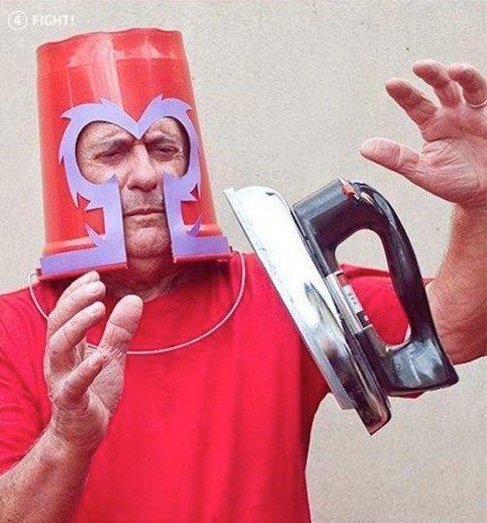 Buckethead Magneto