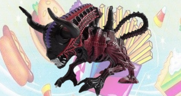 Bull Alien