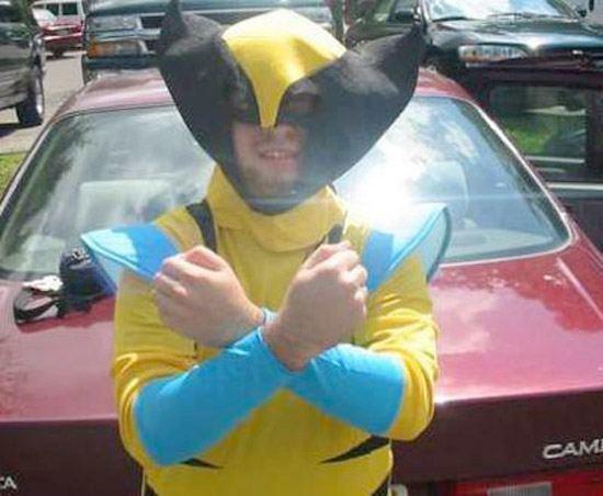 Clawless Wolverine