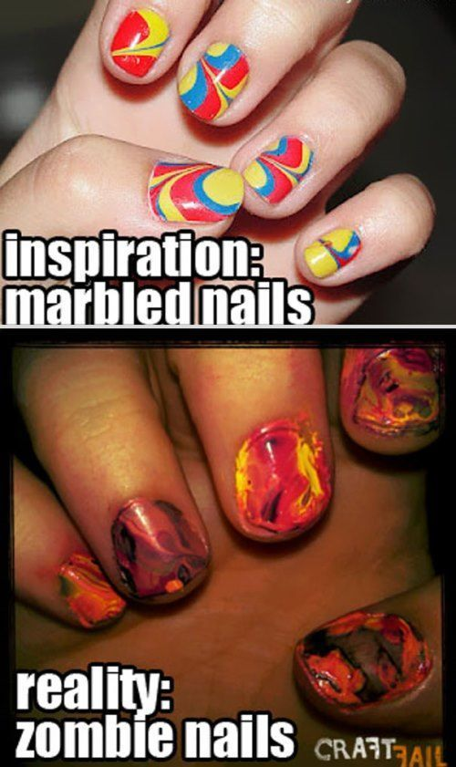 Doing Nails Like Pinterest