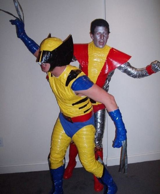 Ducttape Wolverine