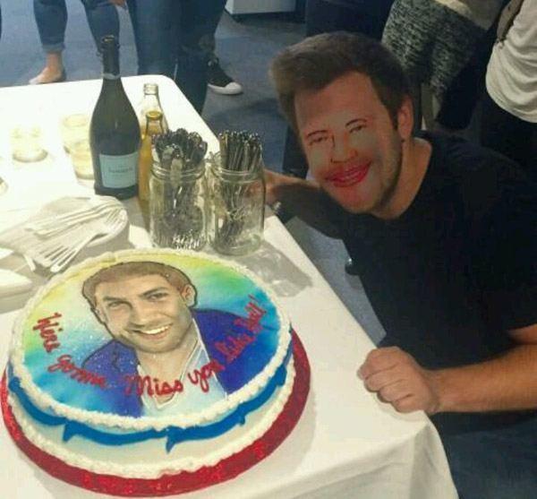 Face Swaps Cake