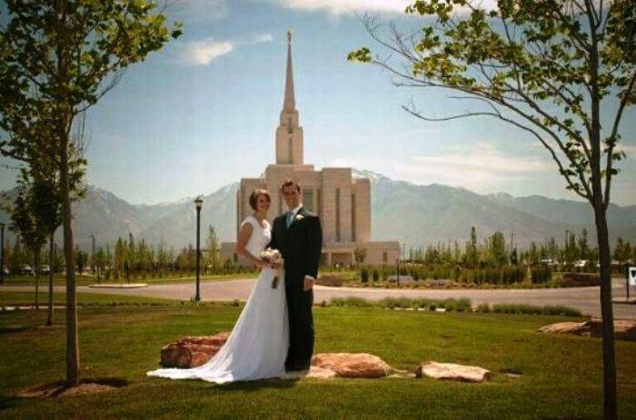 Funny Wedding Panorama Fail
