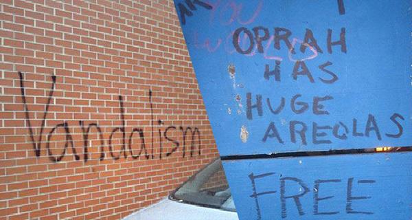 Graffiti Fails