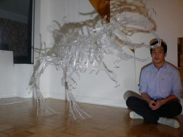 Hanger Dinosaur