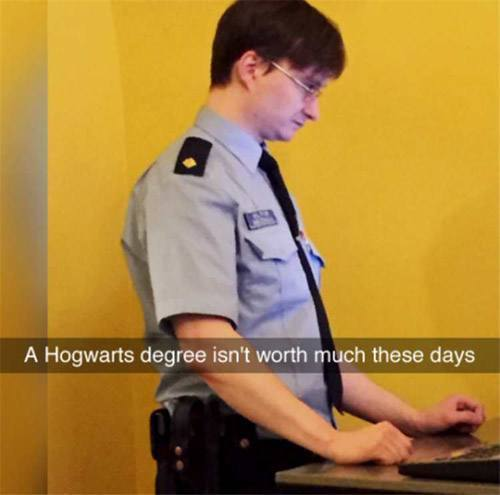 Hogwarts Degree