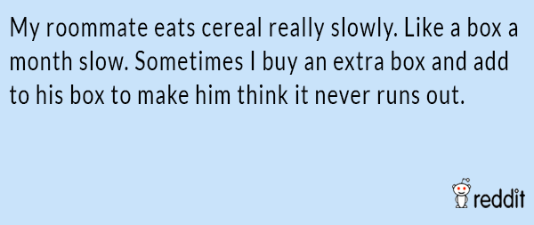 Infinite Cereal