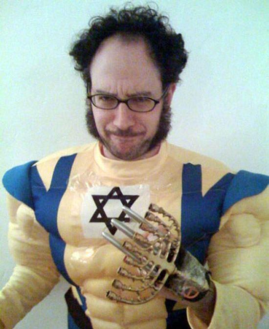 Jewish Wolverine