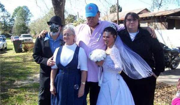 Juggalo Wedding