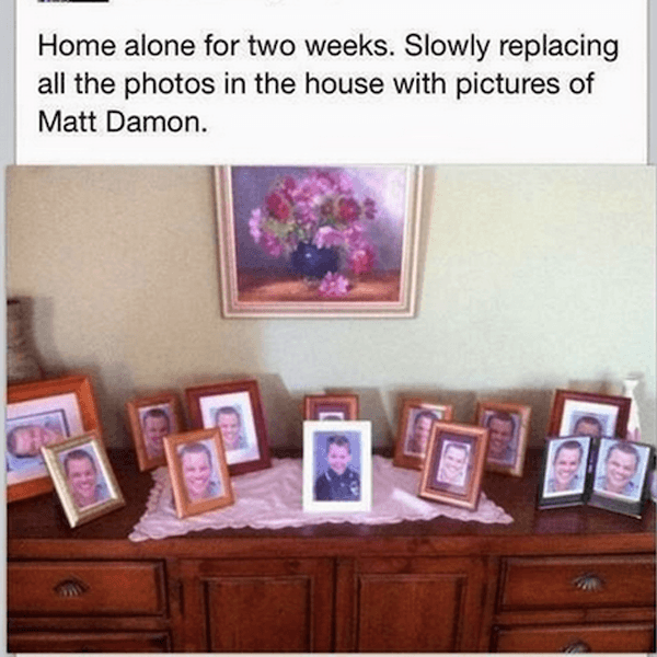 Matt Damon House