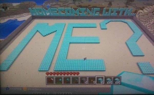 Minecraft Homecoming