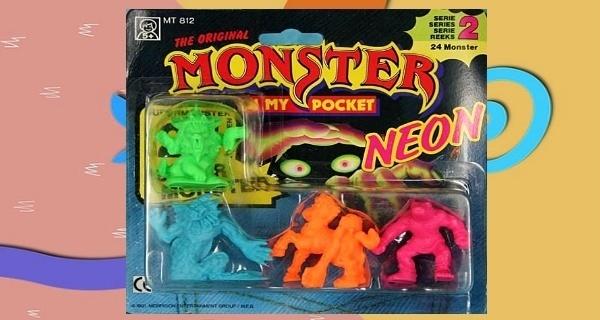 Monster In My Pocket