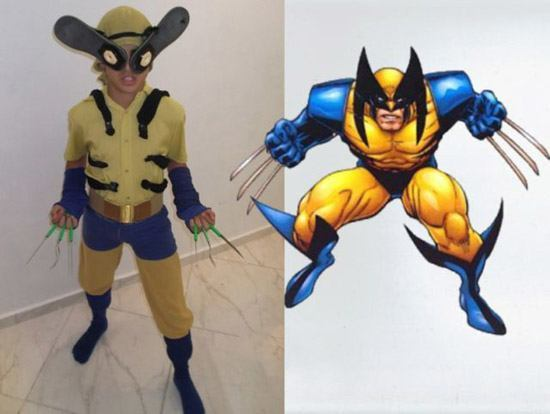 Mouse Wolverine