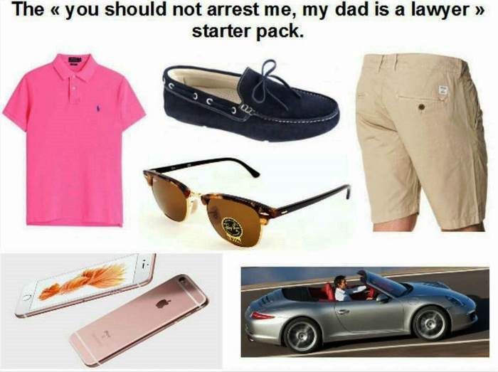 My Dad Is A Lawyer