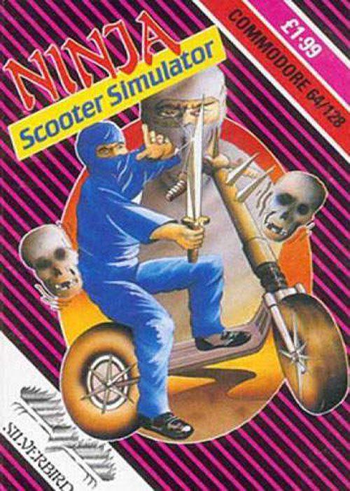 Ninja Scooter