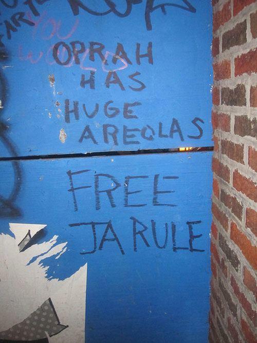 Oprah Ja Rule