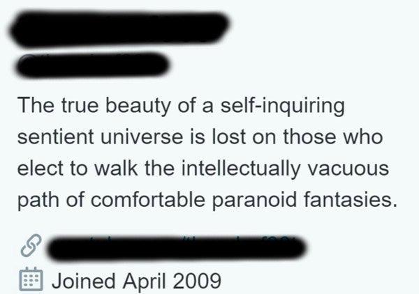 Paranoid Fantasies