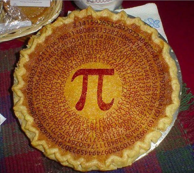 Pi Pie Time