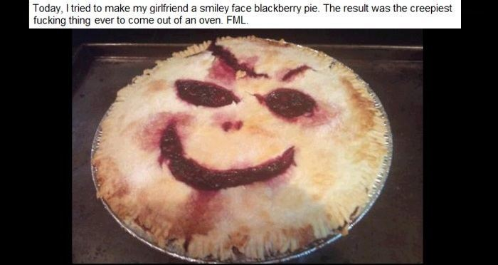 Pie Fail