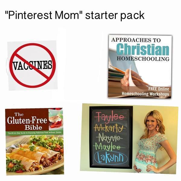 Pinterest Mom