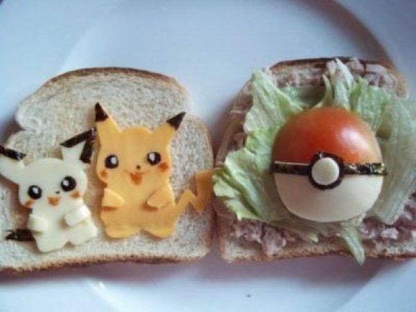 Pokemon Sandwich
