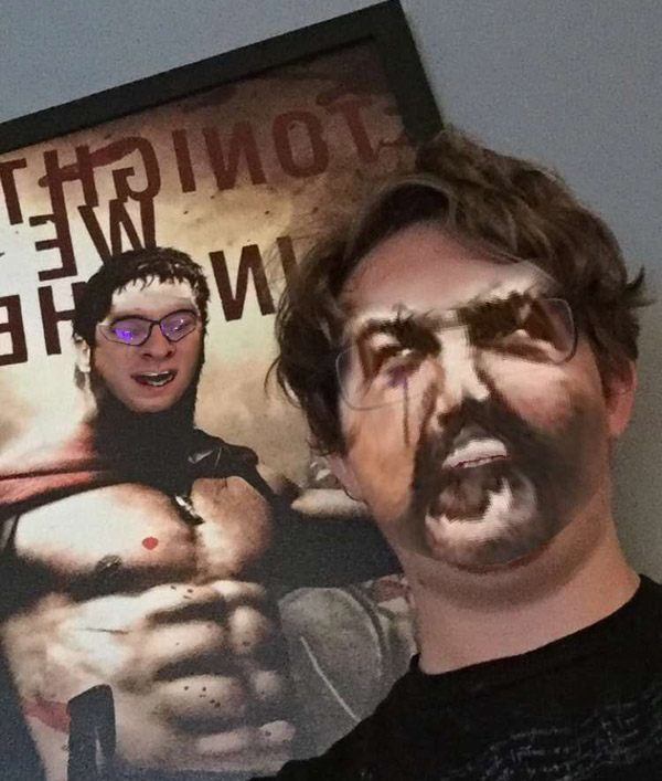 Poster Face Swap