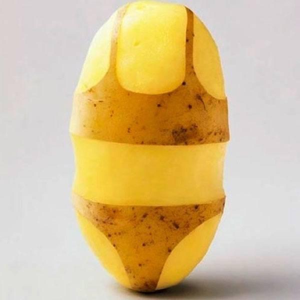 Potato Bikini