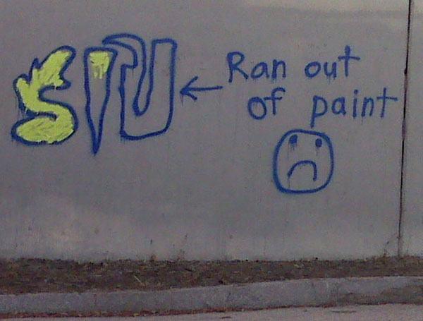 Ran Out