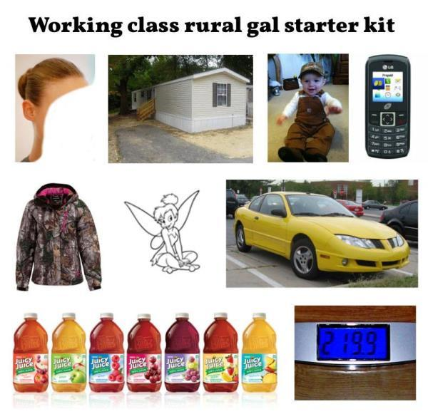 Rural Woman Starter Pack
