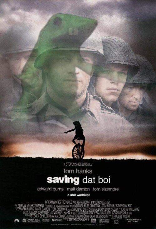 Saving Dat Boi