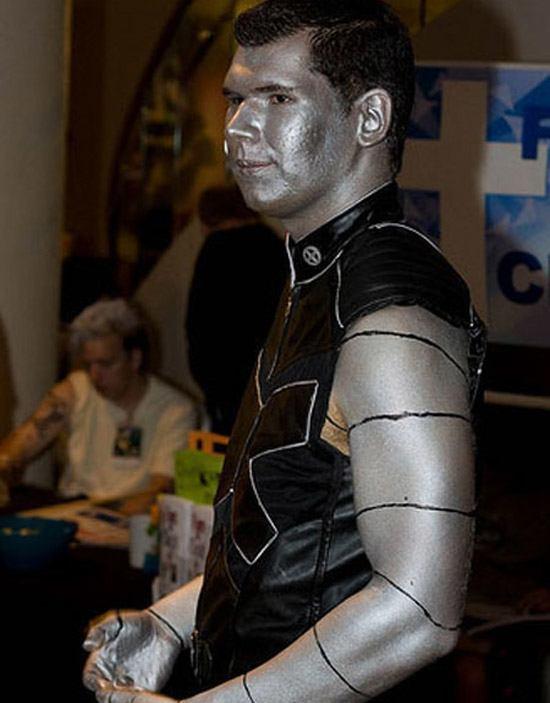 Scrawny Colossus