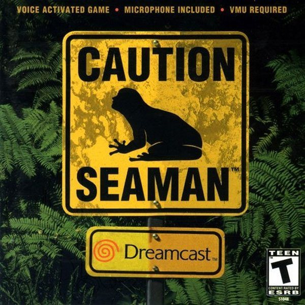 Seaman Video Game