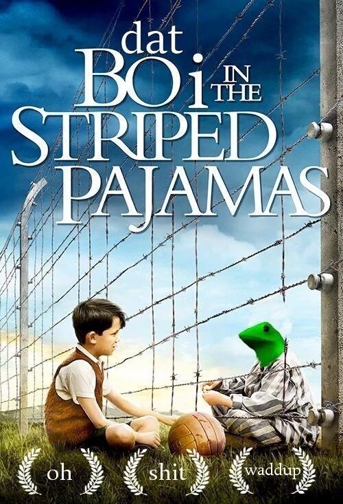 Striped Pjs